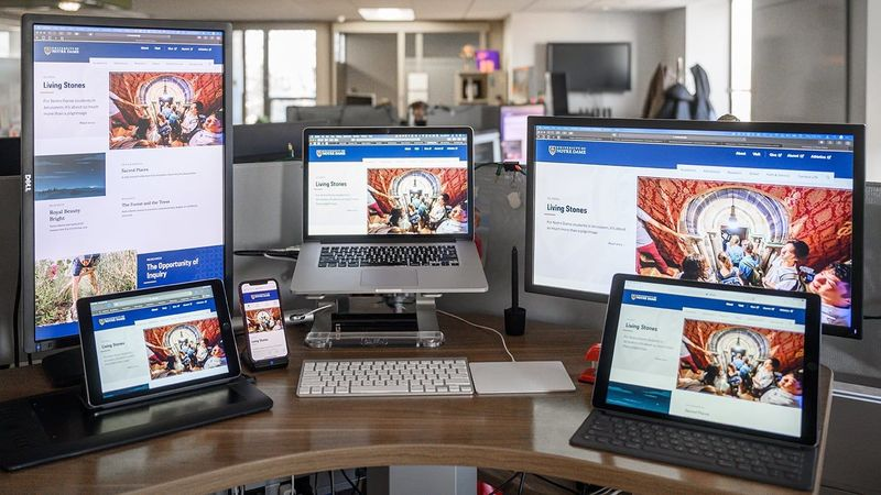 Web All Screens