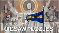Notre Dame Jigsaw Puzzles